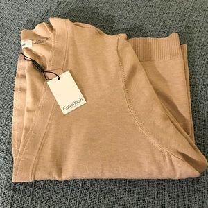 Calvin Klein sweater/shrug 2X NWT